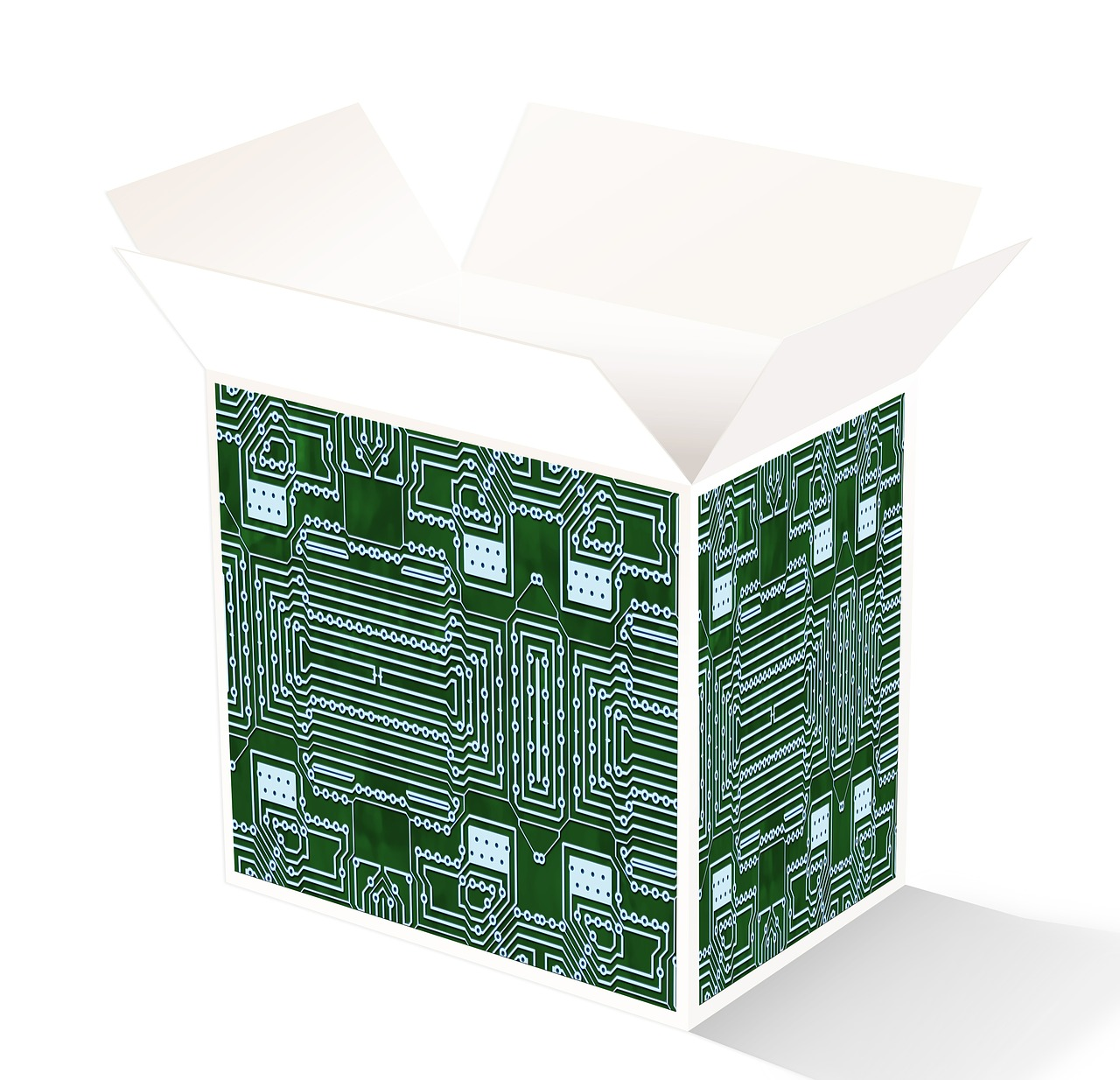 Multilayer Printed Circuit Board Pcb Amitron Design Designer Quickturn When Will My Pcbs Ship